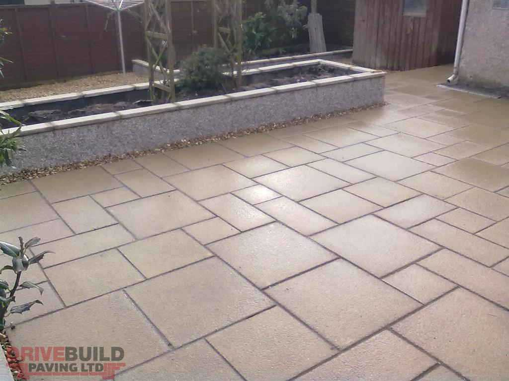 Patio Paving Shrewsbury
