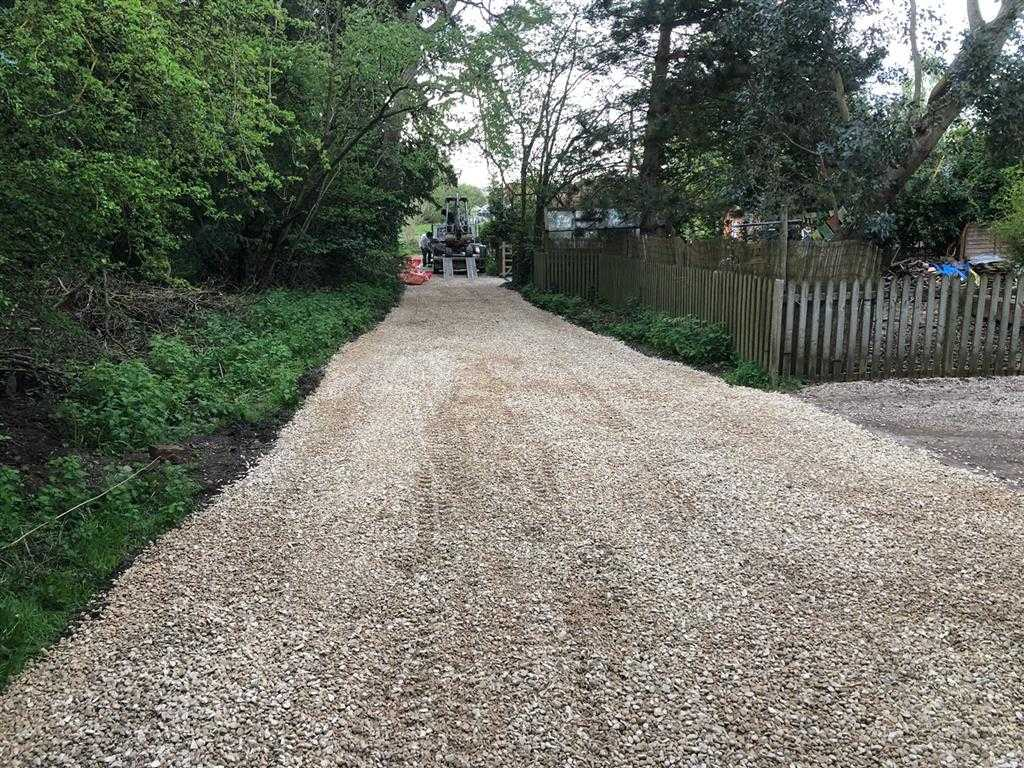 Gravel Driveways Shrewsbury