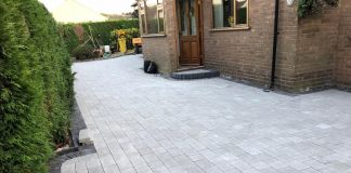 Block Paving Wem