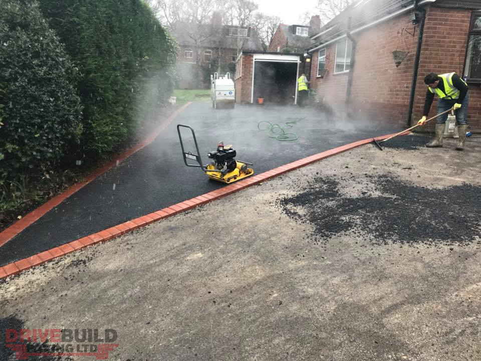 Tarmac Contractors for Bridgnorth, Shropshire