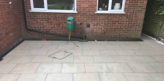 Patio Contractors Bridgnorth