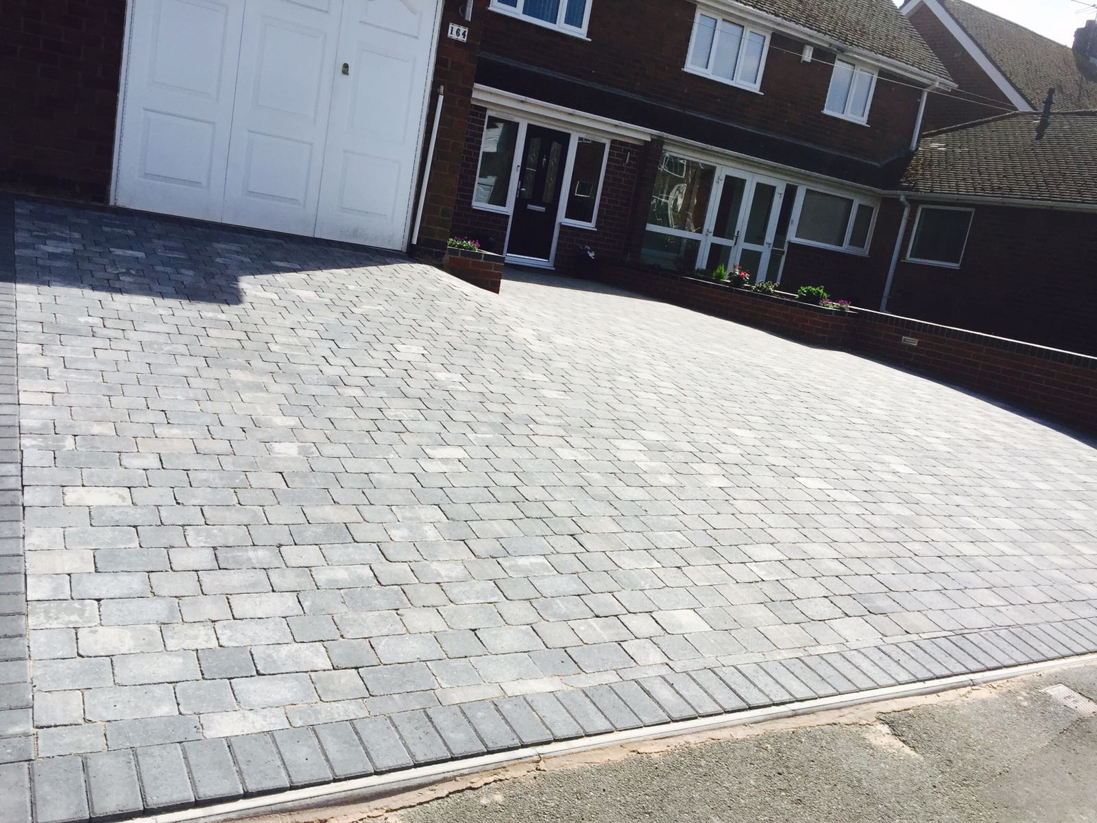 Block Paving Telford - Paving Contractors, Driveway Paving Specialists