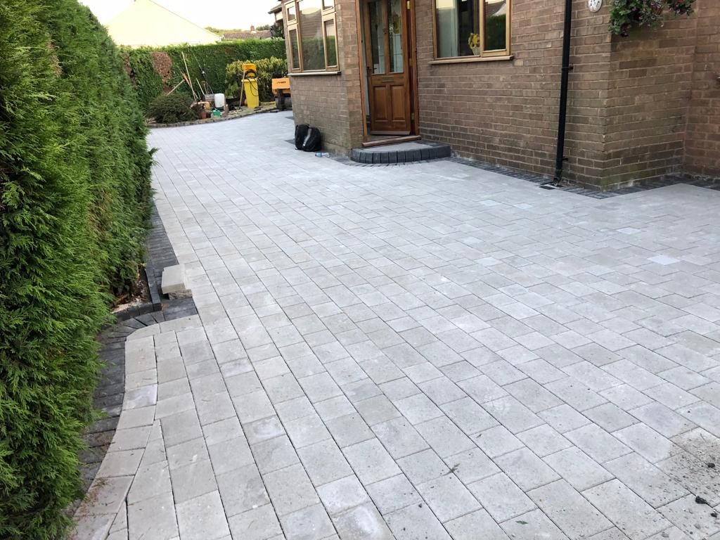 Tegula Paving Contractors in Telford