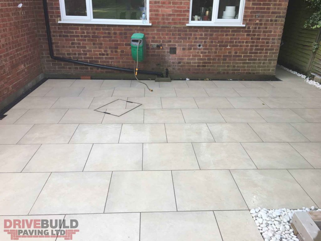 Patio Paving Wem