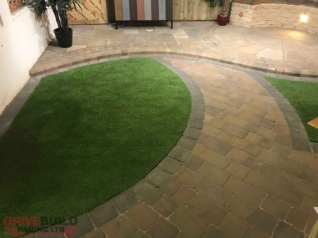 Paving Patios Wem