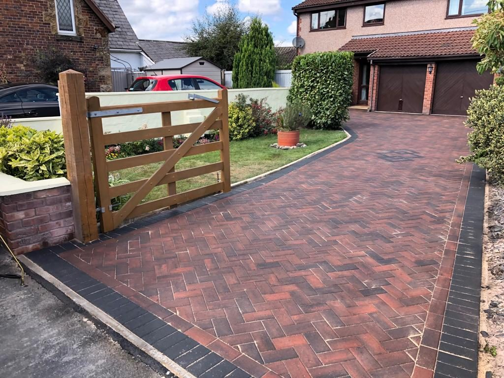 Block Paving Whitchurch in Shropshire