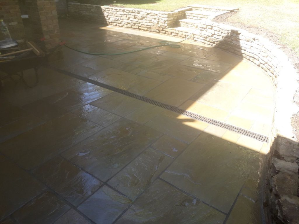 Patio and Garden Paving Whitchurch, Shropshire