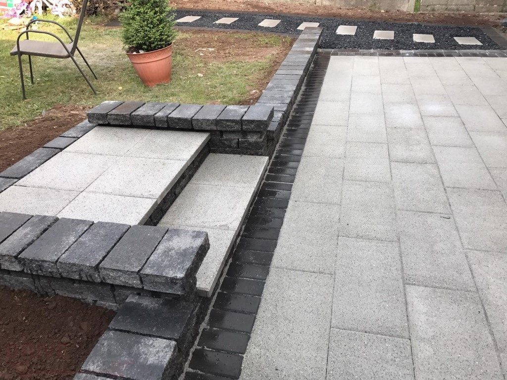 Patio Paving Laid in Shropshire